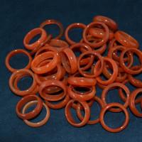 Кольцо из сердолика