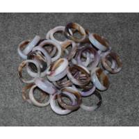 Кольцо из агата
