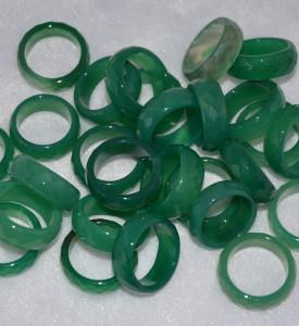 Кольца из агата