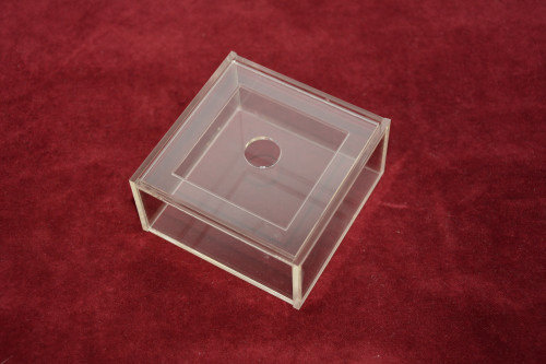 Коробка пластиковая с крышкой - цена 135.00р.