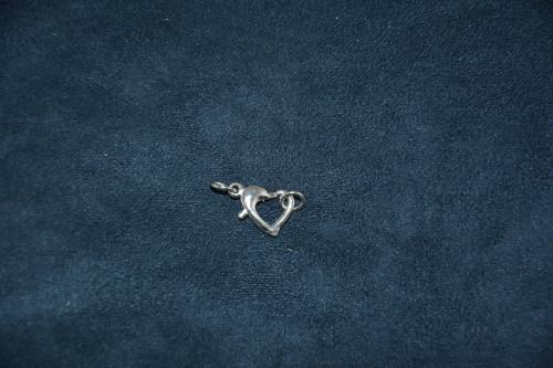 Карабин (сердце) - цена 230.00р.
