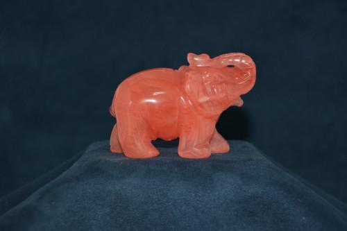 Слон из обсидиана - цена 840.00р.