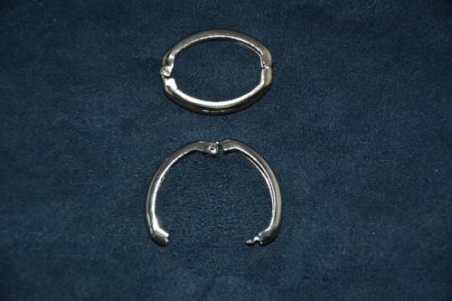 Соединительное кольцо для длинных бус - цена 17.00р.